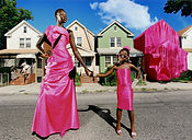 David LaChapelle, This Is My House, 1997