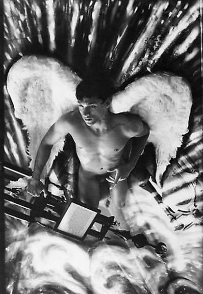 David LaChapelle, Untitled (Angels Saints and Martyrs), 1985
