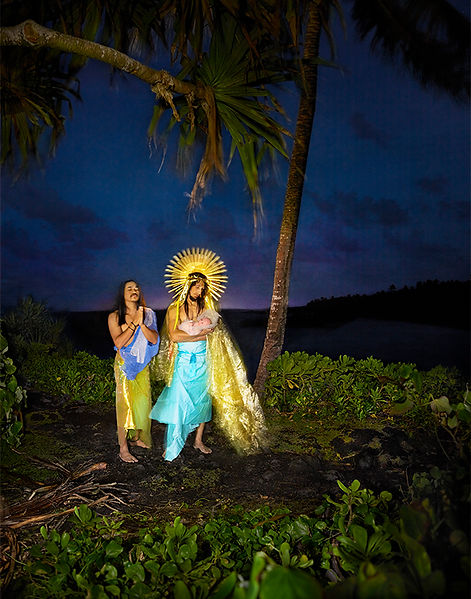 David LaChapelle, We Can Only Know The Ways of heaven