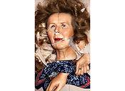 David LaChapelle, Still Life: Margaret Thatcher, 2009-2012