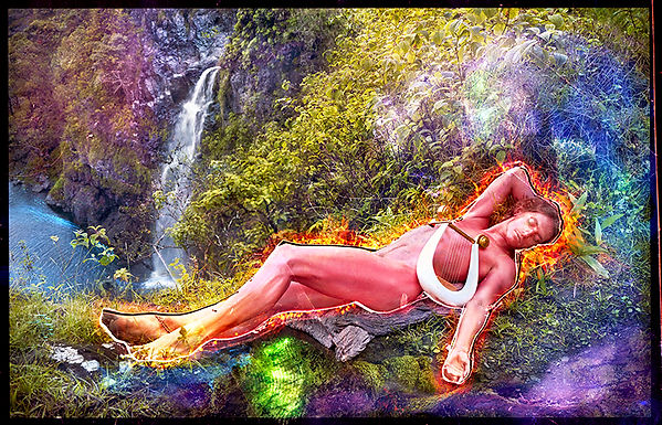 David LaChapelle, A Time to Rest