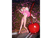 David LaChapelle, Untitled (Cherry), 1994