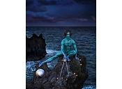 David LaChapelle, His Kingdom on the Sea, 2017