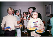David LaChapelle, Recollections in America: Party Snacks & Rifle, 2006