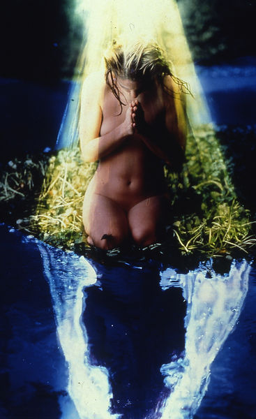 David LaChapelle, 56 Bleeker Gallery: Vanessa, 1985