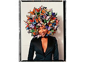 David LaChapelle, Untitled (Naomi Campbell Butterflies), 2003