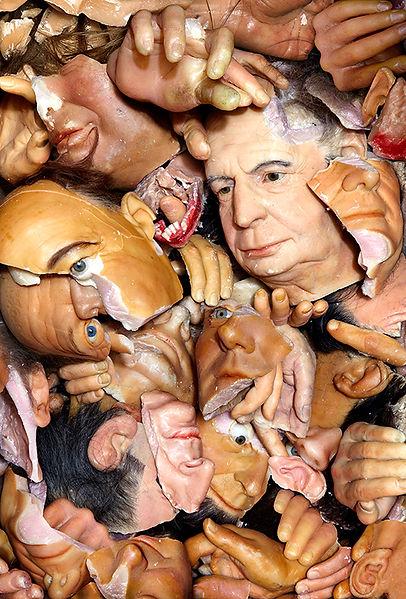 David LaChapelle, Still Life: Anonymous Politicians, 2009-2012