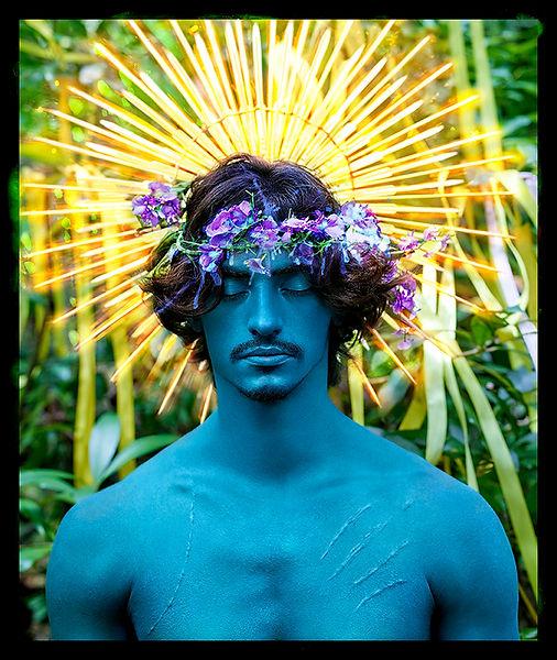 David LaChapelle, Behold, 2016