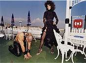 David LaChapelle, Untitled (All Fours), 2002