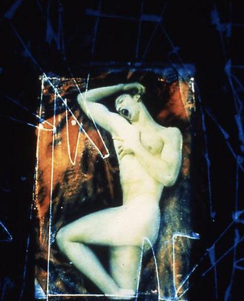 David LaChapelle, Birth of Adam, 1985