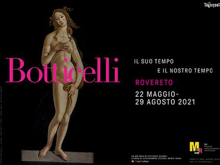 """Botticelli"" extended through Sep. 26"