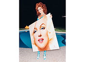 David LaChapelle, My Own Marilyn, 2001