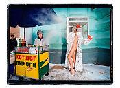 David LaChapelle, Russian Playboy: McDonalds, 2003