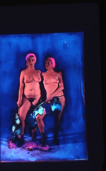 David LaChapelle, Untitled (Somewhere Better: Nocturnal Scene), 1989