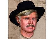 David LaChapelle, Still Life: Cowboy, 2009-2012