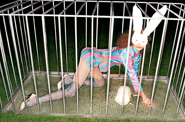 David LaChapelle, Bunny, 2001