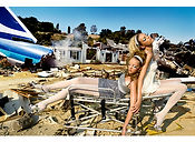 David LaChapelle, What Was Paradise Is Now Hell, 2005