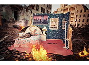 David LaChapelle, Morning After, 1999