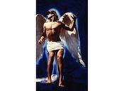 David LaChapelle, 56 Bleeker Gallery: Nativity 1, 1985