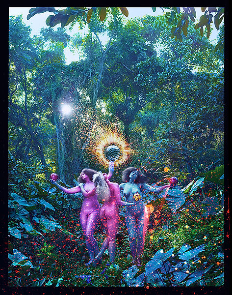 David LaChapelle, Praise!, 2009