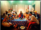 David LaChaplle, Last Supper, 2003