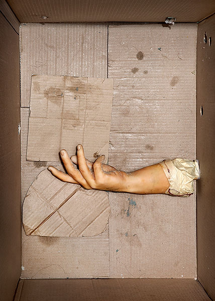 David LaChapelle Still Life: Right Hand, 2009-2012