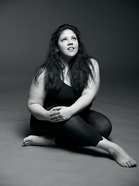 David LaChapelle, Untitled (Transcending Form: Farrah Sitting), 2011