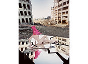 David LaChaplle, Pink Anarchy, 1999