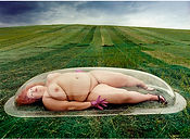 David LaChapelle, Lonely Doll I, 1998