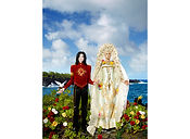 David LaChapelle, The Beatification: I'll Never Let You Part for You're Always In My Heart, 2007