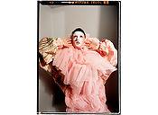 David LaChapelle, Untitled (Haute Couture: John Galliano), 2003