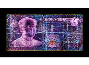 David LaChapelle, Negative Currency: 1 Yuan Used As Negative, 1990-2017