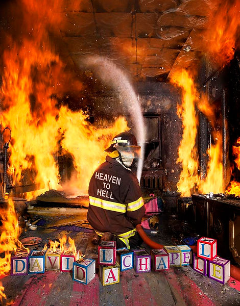 David LaChapelle, Heaven to Hell 1, 2006