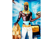 David LaChapelle, Egypt/Africa, 2003
