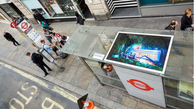 Public Exhibition: Bus Stop