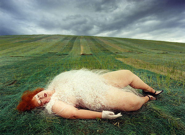 David LaChapelle, Lonely Doll, 1998
