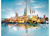 David LaChapelle, Land Scape: Riverside, 2013