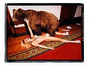 David LaChapelle, Untitled (Bearhall), 2003