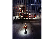 David LaChapelle, Untitled (Prisoner), 1998