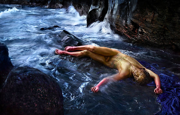 David LaChapelle, Wash me Clean Cleanse My Soul
