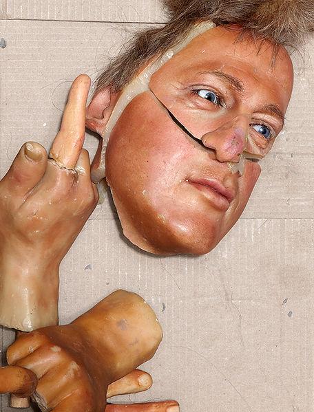 David LaChapelle, Still Life: Bill Clinton, 2009-2012