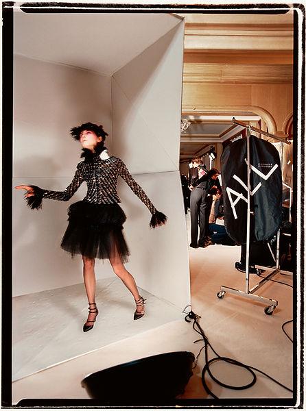 David LaChapelle, Untitled (Haute Couture: Chanel 2), 2003
