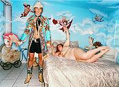 David LaChapelle, In Heaven She Lay,  2003
