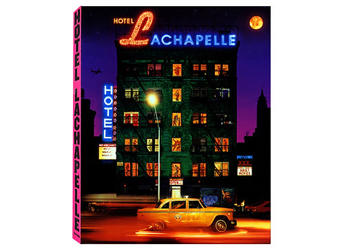 Hotel LaChapelle, Signed