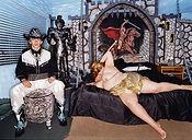 David LaChapelle, Or Hell She Waits, 2003