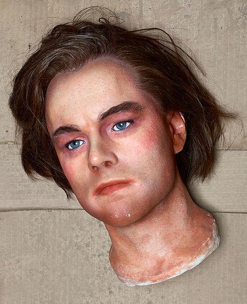 David LaChapelle, Still Life: Leonardo DiCaprio, 2009-2012