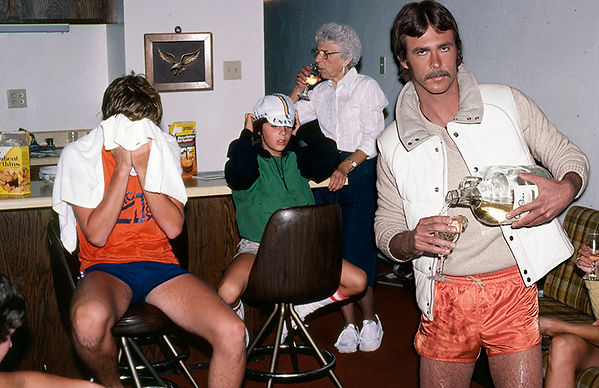 David LaChapelle, Recollections in America: White On White, 2006
