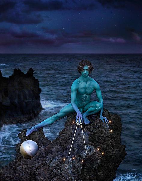 David LaChapelle, His Kingdom on the Sea