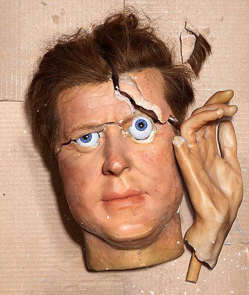 David LaChapelle, Still Life: John F. Kennedy, 2009-2012