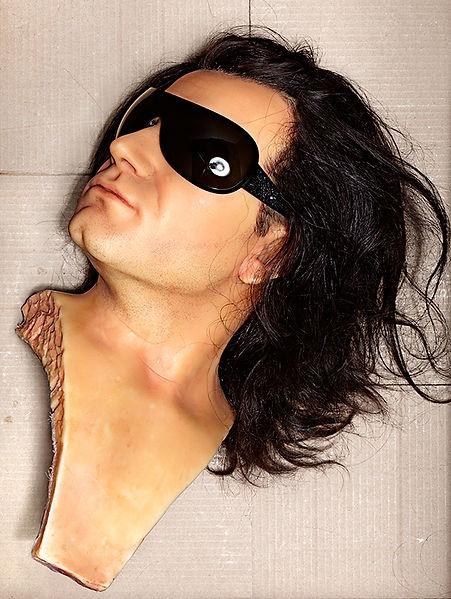 Davd LaChapelle, Still Life: Bono, 2009-2012